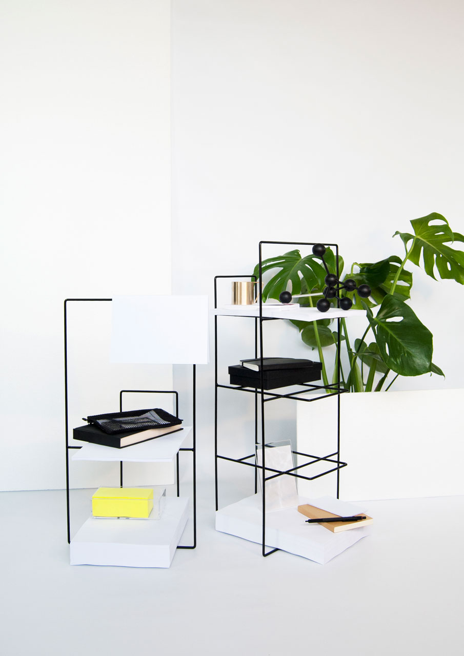 Minimalist Furniture Minimalist Furniture Collection Inspired By The Line Design Milk