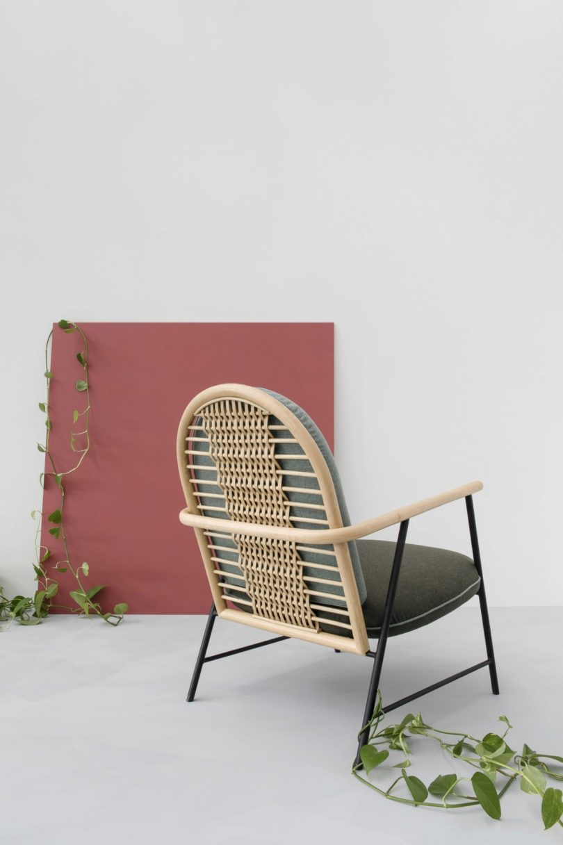 Rattan Lounge Chair Philippines The Aya Collection Natural Rattan Mixed With Industrial