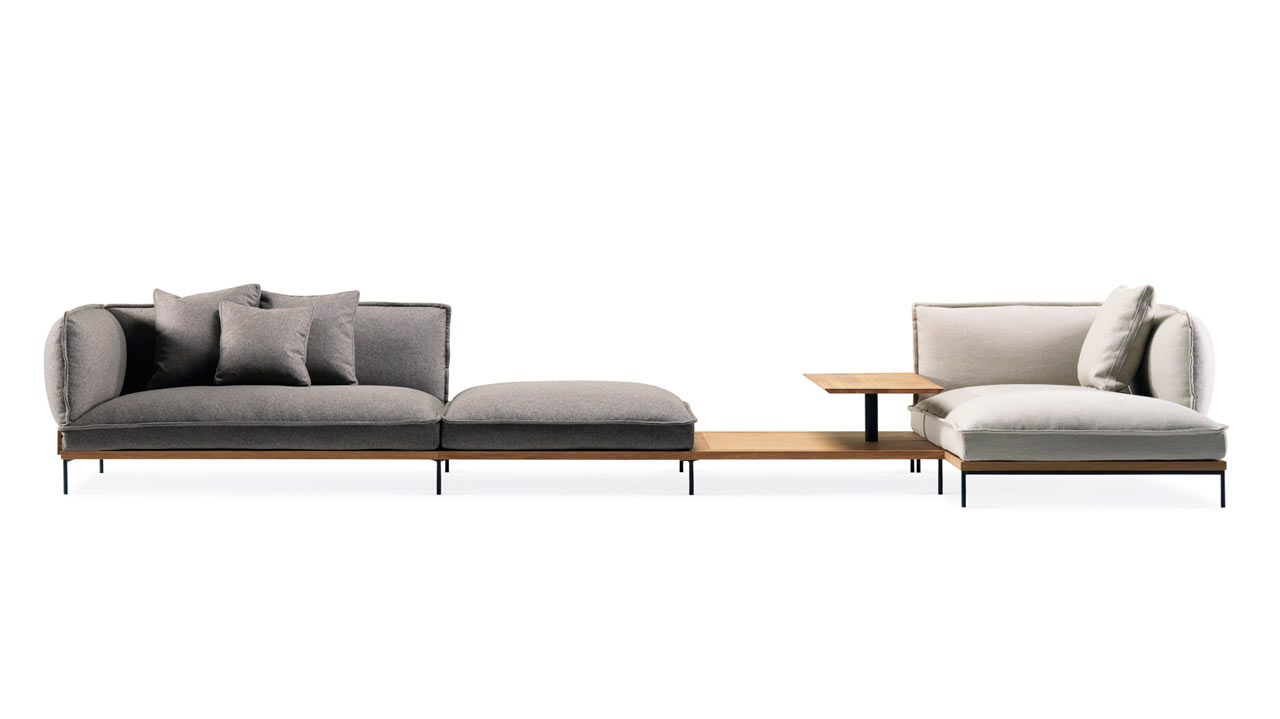 Cheap Modular Lounges Jord A Modular Sofa That Blends Italian And Swedish Roots