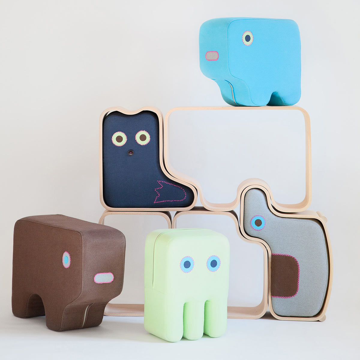 Kids Furniture Animaze Multifunctional Furniture That Encourages Kids To Play