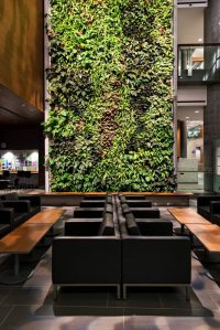 10 Vertical Gardens That Bring Greenery to Boring Walls ...
