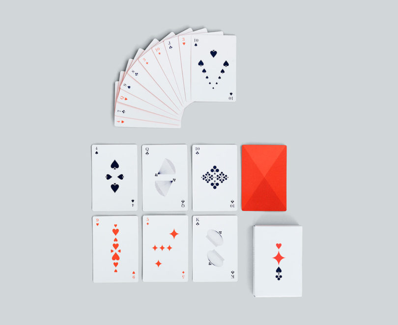 10 Modern Decks of Playing Cards to Keep You in the Game - Design Milk