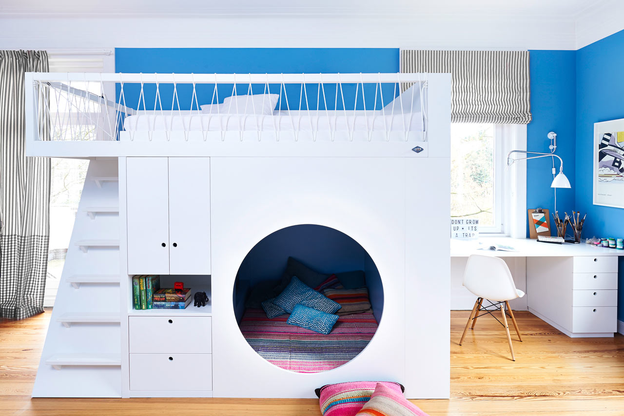 Bunk Beds For Kids 10 Modern Kids Rooms With Not Your Average Bunk Beds