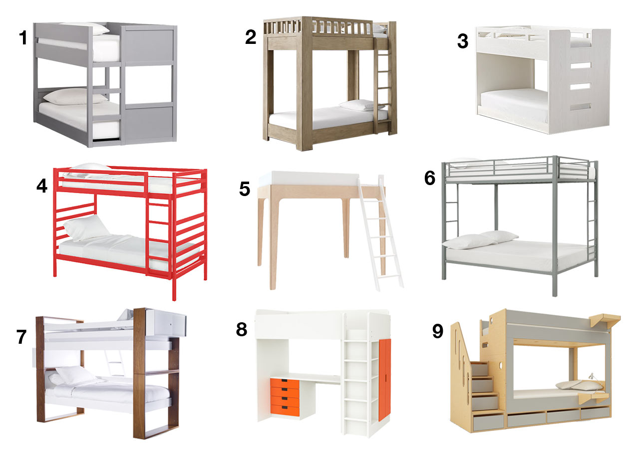 Kids Modern Bunk Bed 9 Modern Bunk Beds That Will Bring Your Kids Sweet Dreams
