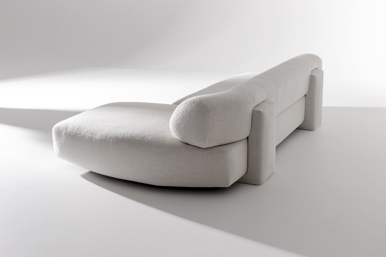 Couch Designs Patricia Urquiola Designs A Sofa For Moroso Inspired By Japanese