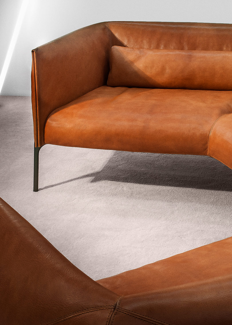 The Otto Seating System Invites Comfort And Conversation