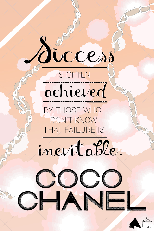 Coco Chanel Iphone Wallpaper Desktop Wallpaper March 2012 Design Milk