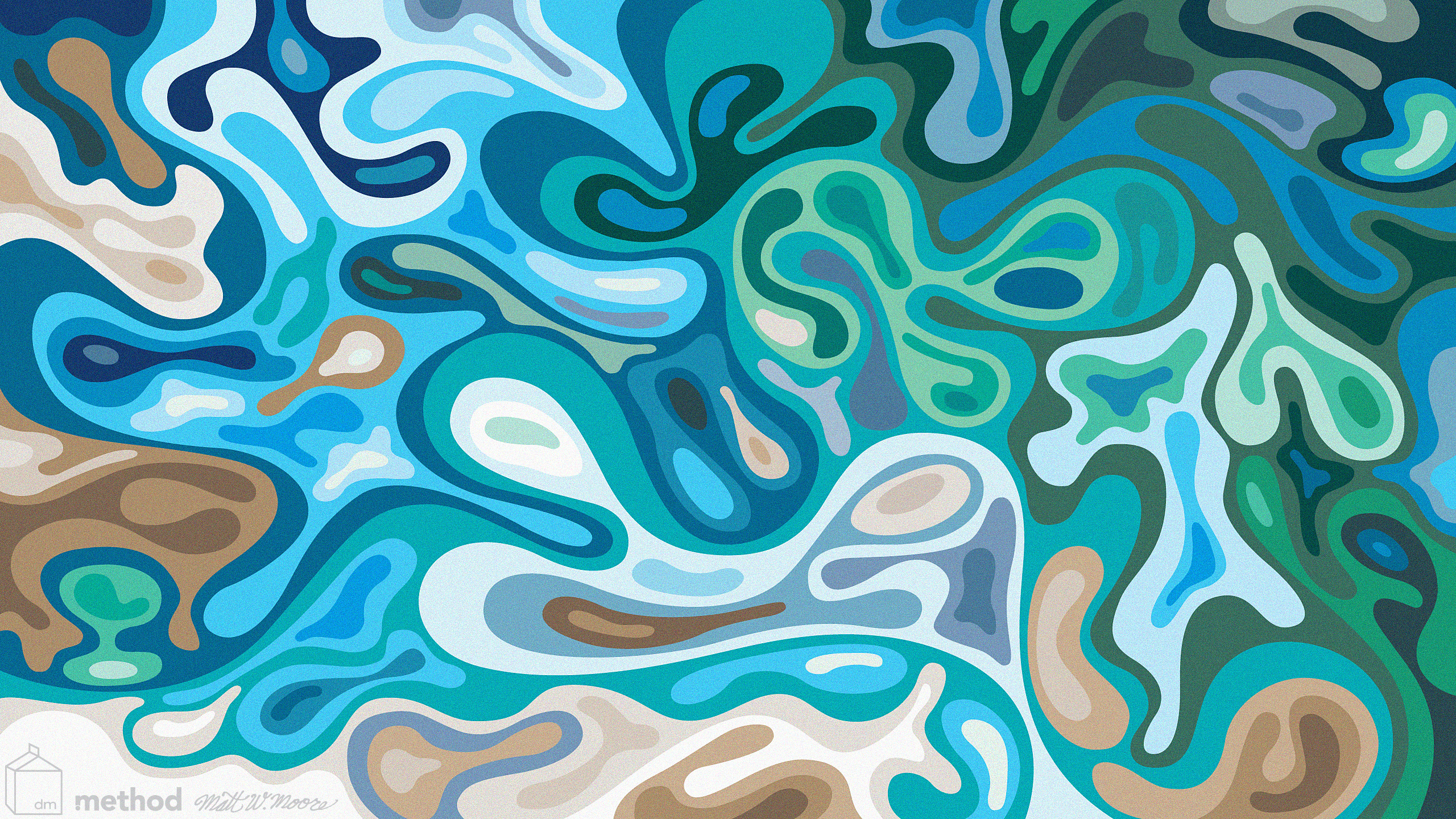 Create Your Own Iphone Wallpaper Refresh Your Tech With These Colorful Wallpapers Design Milk