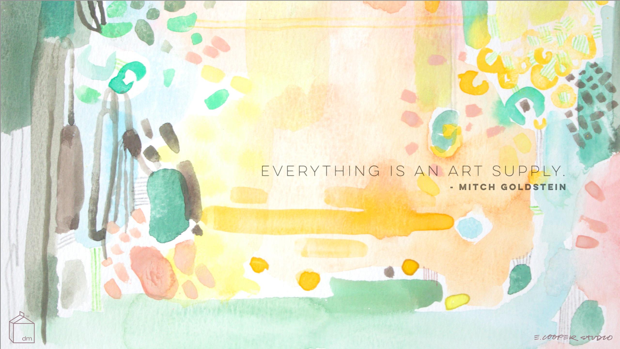 Girl Wallpaper For Iphone 6 Plus Abstract Painting Desktop Wallpaper Illustration Design Milk