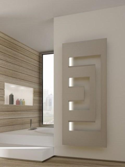 Design Heizkörper Wohnzimmer Horizontal