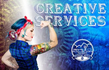 rdickerson creative services banner