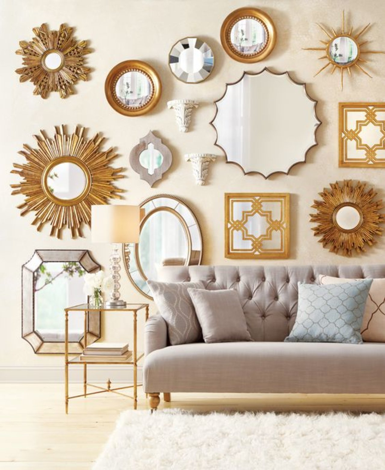 Mirror Decoration Wall Decor 10 Best Mirror Decorating Ideas For Your Room