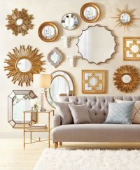 Wall Decor: 10 Best Mirror Decorating Ideas for Your Room ...