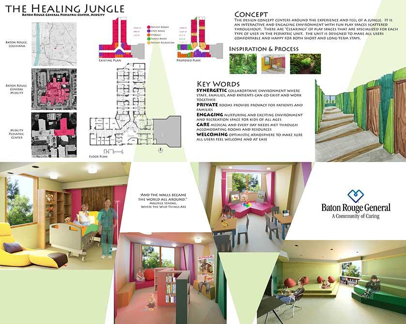 ID 3753 Interior Design Studio IV COLLEGE OF ART  DESIGN