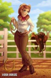 Female Rancher