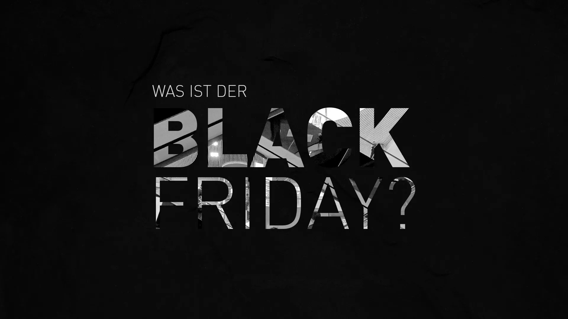Black Freday Was Ist Der Black Friday Designakademie Rostock
