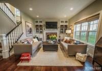 Kid Friendly Living Room Design Ideas
