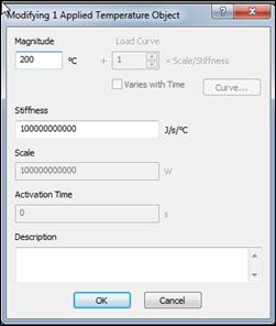 Autodesk Simulation Initial Temperature