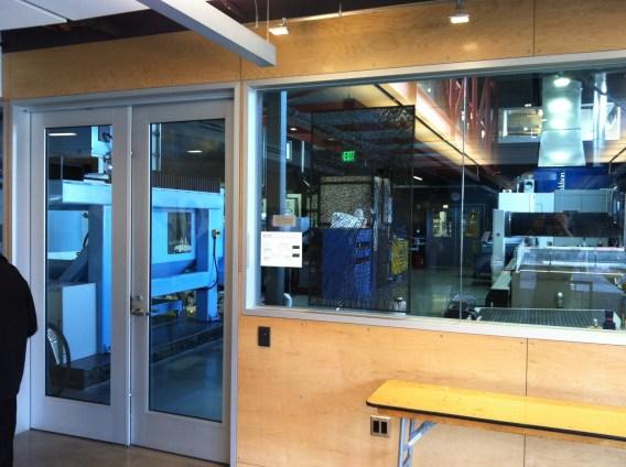 Autodesk Workshop at Pier 9 Fun Room