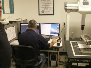 Ft Walton Machining Inspection