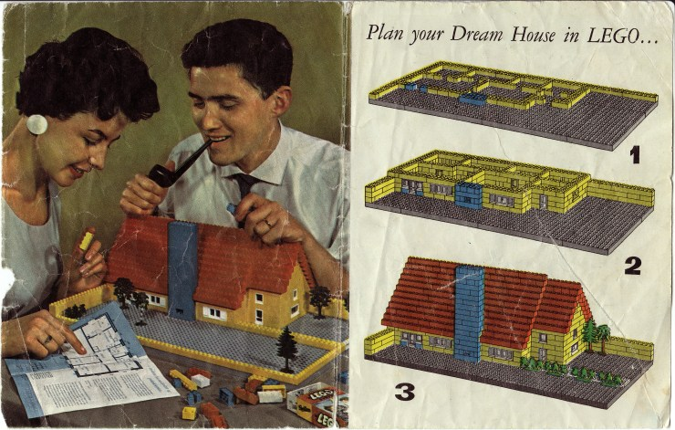 1960s lego ad