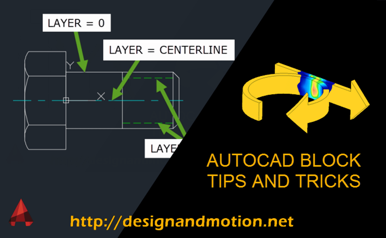 Autocad Blocks Autocad Block Creation Tips Tricks And Trouble Shooting Design