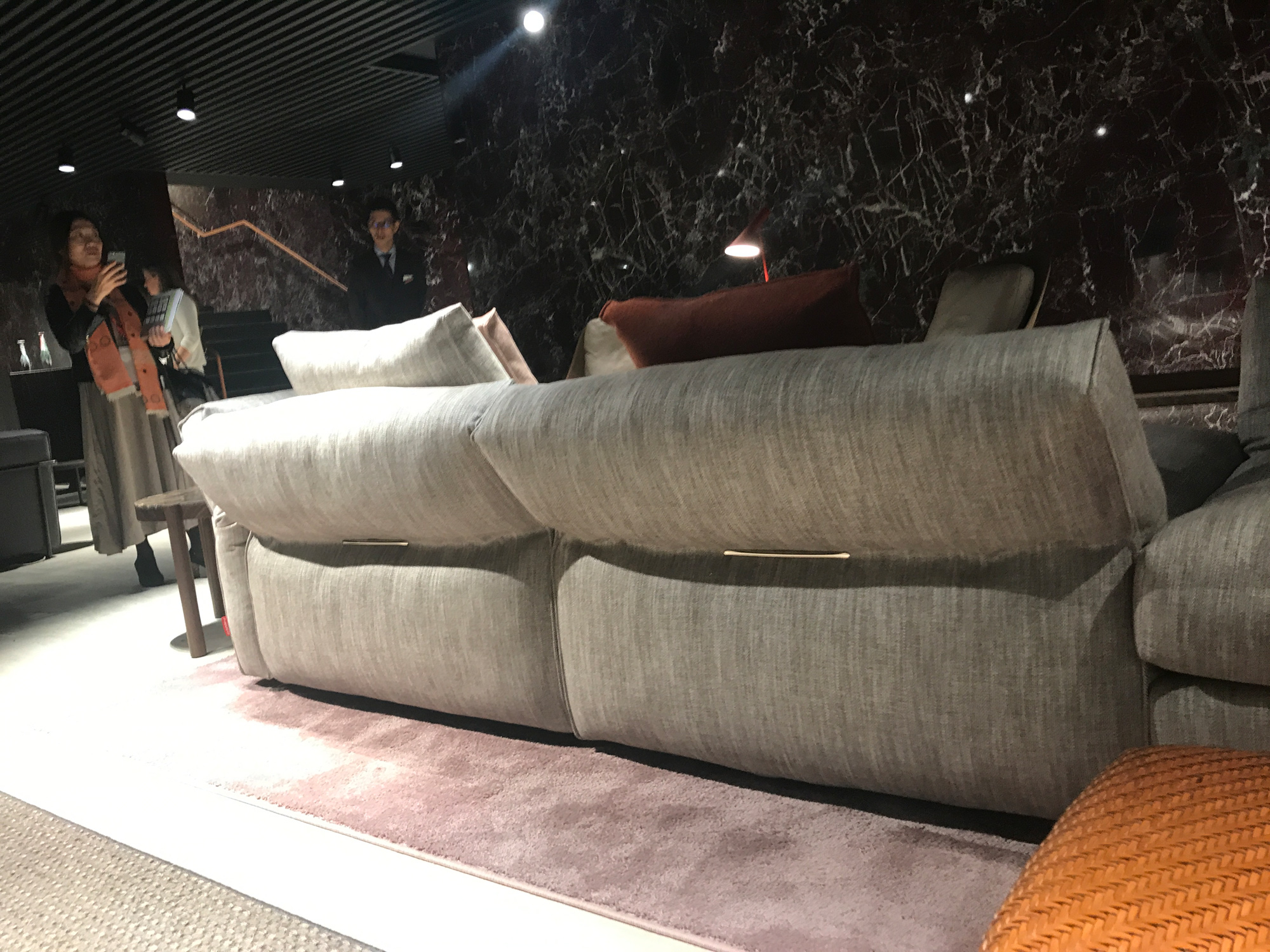 Flexform Feel Good Sessel Preis Flexform Adda Sofa Design Antonio Citterio 2017