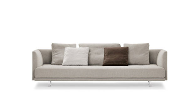 Regal Hinter Sofa Walter Knoll - Prime Time Sofa / Couch (design: Eoos.)