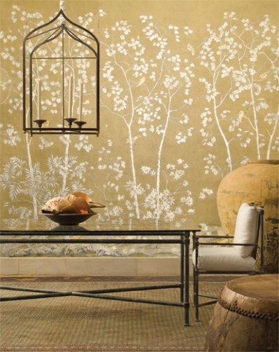 Aspens Wallpaper   International Design Awards