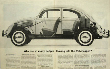Car Display Wallpaper Vw Remembering The Beetle 30 Volkswagen Ads From The 1960s