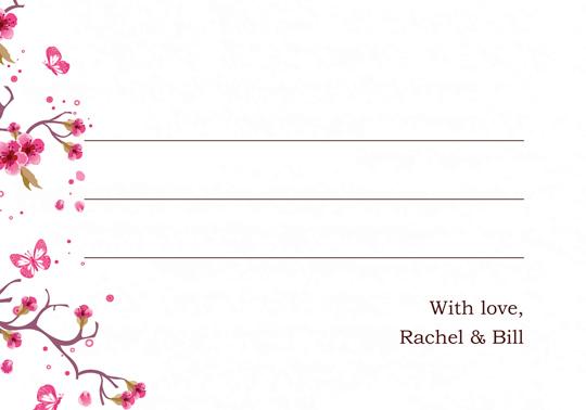 wedding response card template free - Akbagreenw
