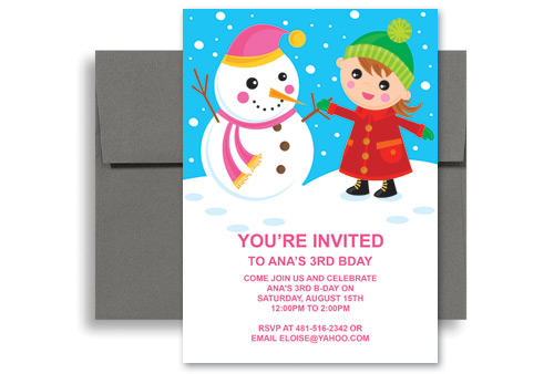 Invitation Examples For Kids \u2013 orderecigsjuiceinfo