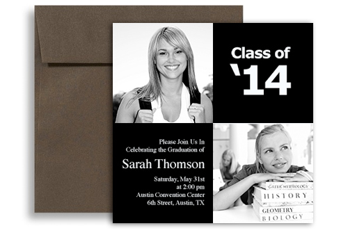 Free Printable Graduation Announcements Templates - free printable invitations graduation