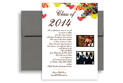 graduation party invitations templates free 2018 - Josemulinohouse - free printable invitations graduation