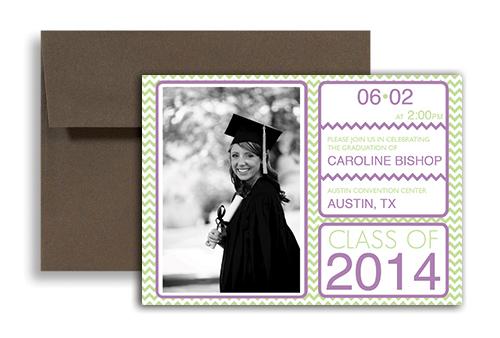 print at home graduation announcements