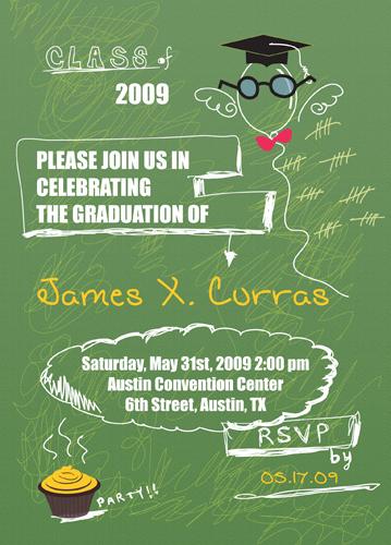 Graduation Announcement Backgrounds