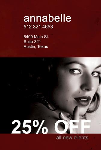 Hair Salon Marketing Ads