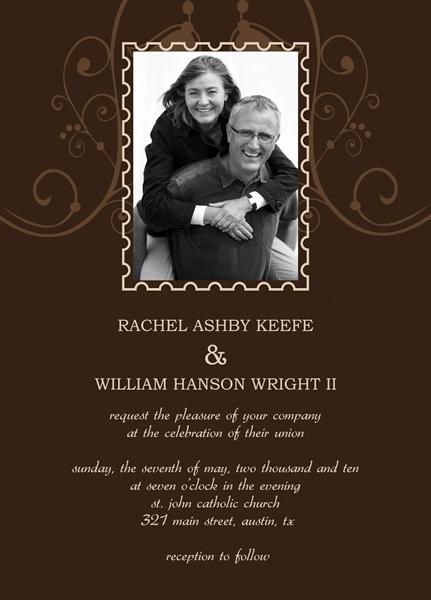 Wedding Announcement Cards \u2013 Design Modern Invitations