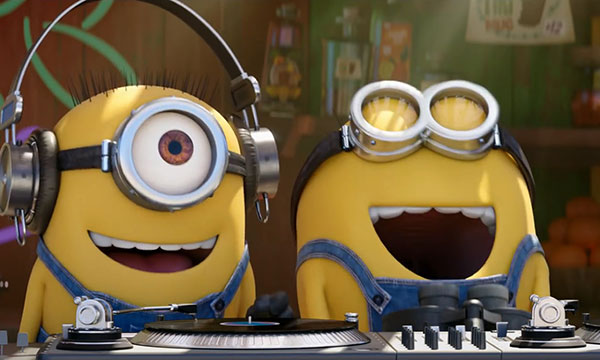 Minion Kevin Despicable Me 3 2017 Movie | Gru & Minions Desktop