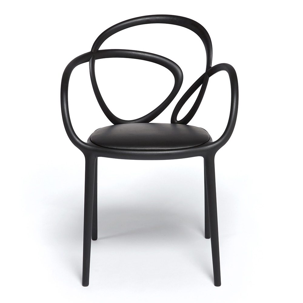 Cushion Chair Front S Loop Chairs Are Influenced By The Human Body Designboom Shop