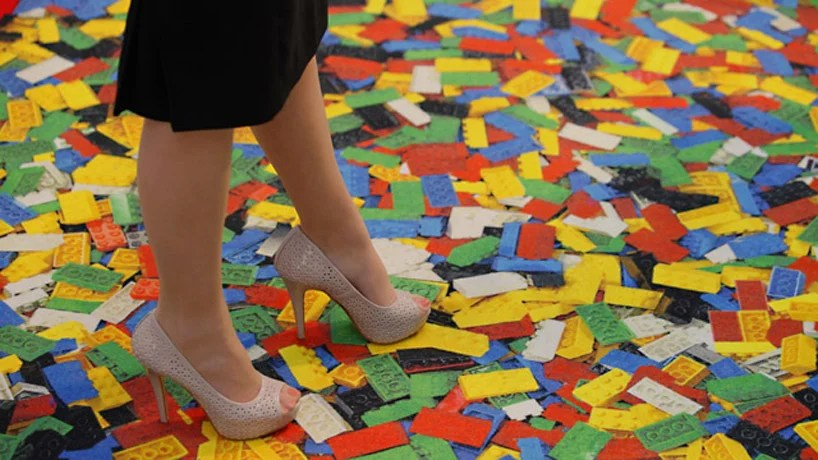 Lego Teppich Novus: Lego Bricks On The Celebrity Red Carpet