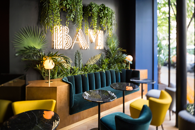 B And B Saint Malo Michael Malapert Designs The Bam Karaoke Box In Paris With