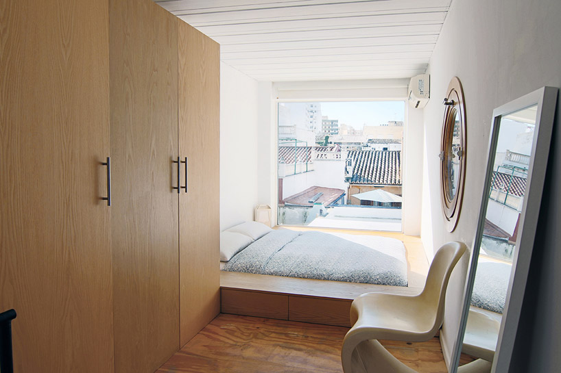 Japanese Sofas Design Shipping Container Bed + Breakfast In Majorca By Espai Fly