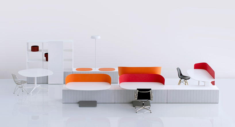 Charles Eames Herman Miller Chair Industrial Facility: Locale Living Office For Herman Miller