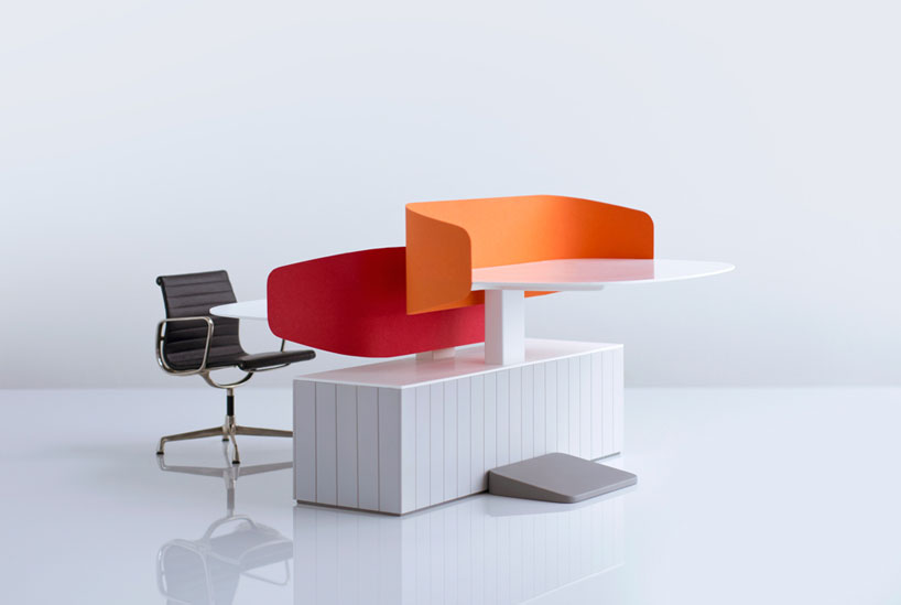 Eams Lounge Chair Industrial Facility: Locale Living Office For Herman Miller