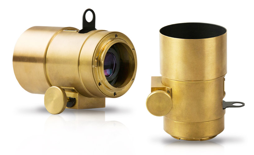 Lomo Instant Lomography's 19th Century Petzval Lens For Dslrs