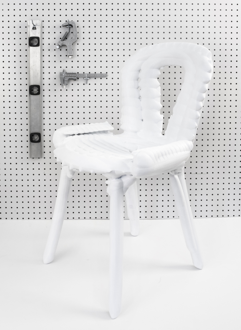 Chair Mobility The Future Of Furniture: 3d Printing The Perfect Chair