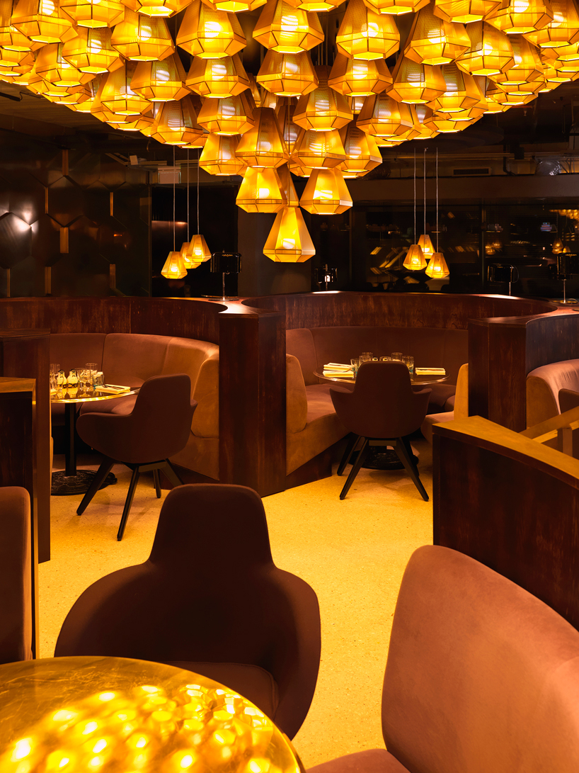 Ligne Roset Tom Dixon's éclectic Restaurant Opens In Paris