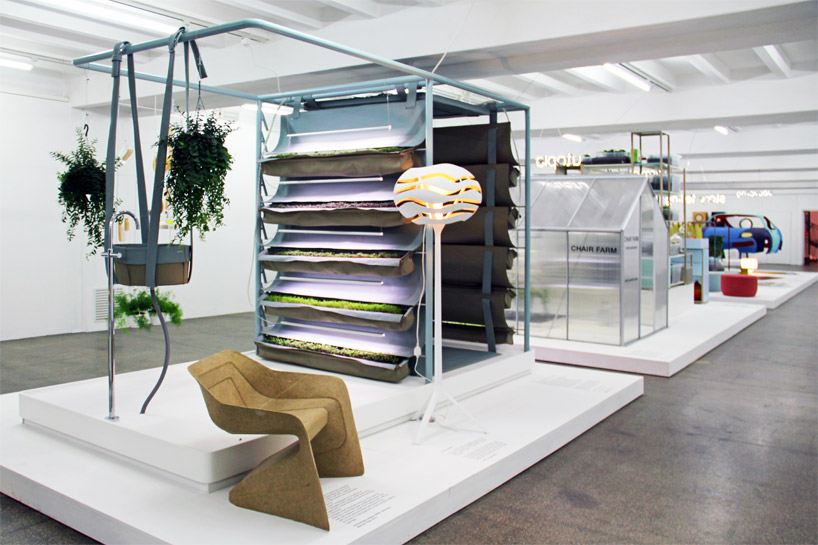 Ligne Roset Hamburg Werner Aisslinger: A&w Designer Of The Year 2014