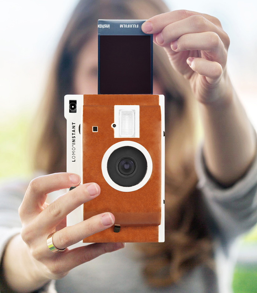 Lomo Instant Lomography Introduces Lomo'instant, Their First Film